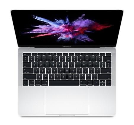 "Apple Macbook Pro 13"" 2.3GHz i5 8GB 256GB Intel Iris Pro 640 - Silver 2017"