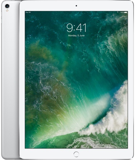 "Apple iPad Pro 12.9"" Wifi 64GB Silver"