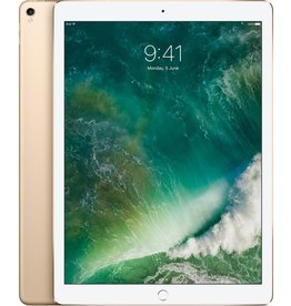 "Apple iPad Pro 12.9"" Wifi Cellular 256GB Gold"