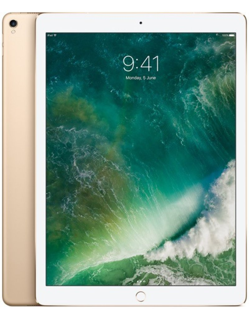 "Apple iPad Pro 12.9"" Wifi Cellular 256GB Gold"