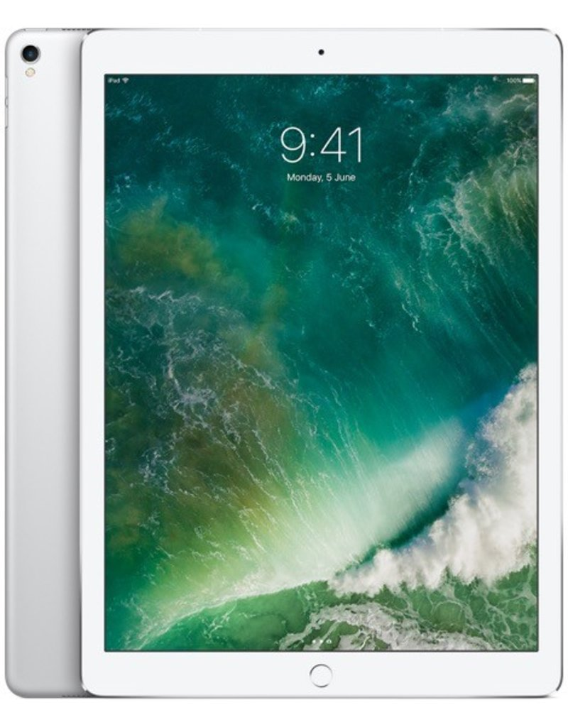 "Apple iPad Pro 12.9"" Wifi Cellular 512GB Silver"