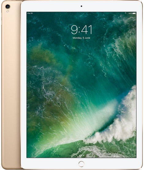 "Apple iPad Pro 12.9"" Wifi Cellular 512GB Gold"