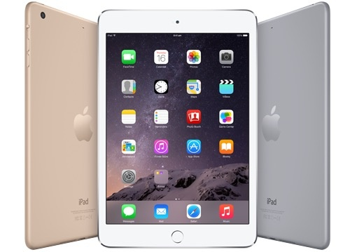 Apple iPad mini 4 Retina Wi-Fi 128GB - Silver