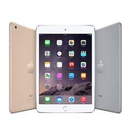 Apple iPad mini 4 Retina Wi-Fi + Cellular 128GB - Gold