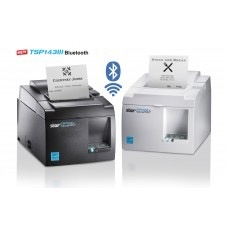 Star Micronics Printer Receipt Star Micronics TSP143IIIBi with Mfi certified Bluetooth connection