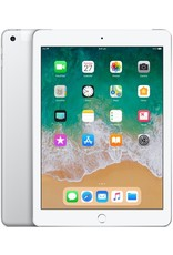 Apple iPad Wi-Fi + Cellular 128GB - Silver (6th Gen 2018)