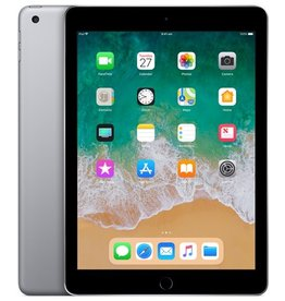 Apple iPad Wi-Fi 128GB - Space Grey (6th Gen 2018)