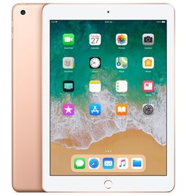 Apple iPad Wi-Fi 128GB - Gold (6th Gen 2018)