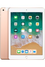 Apple iPad Wi-Fi + Cellular 32GB - Gold (6th Gen 2018)