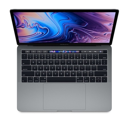 "Apple MacBook Pro 13"" Touch Bar 2.3GHz 512GB - Space Grey 2018"