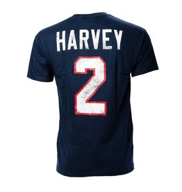 Old Time Hockey HARVEY #2 PLAYER T-SHIRT