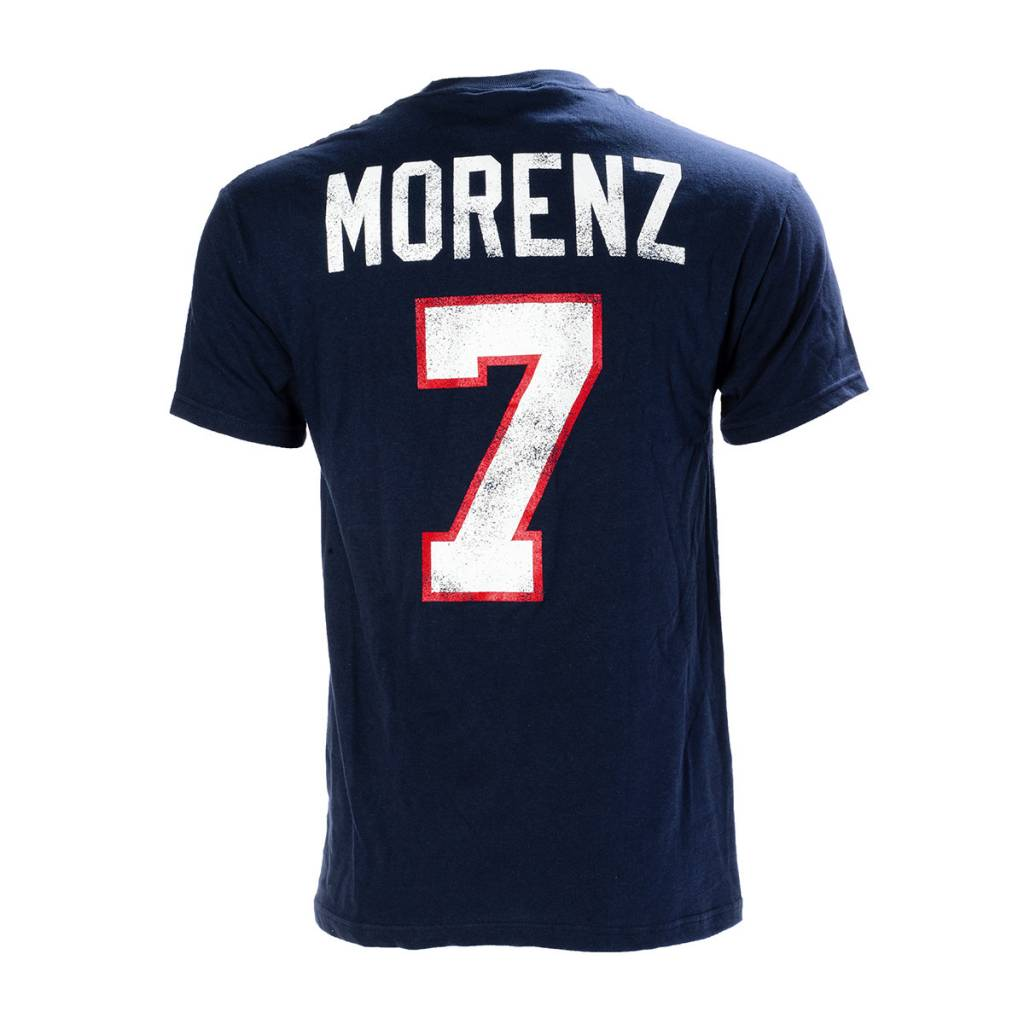Old Time Hockey MORENZ #7 PLAYER T-SHIRT