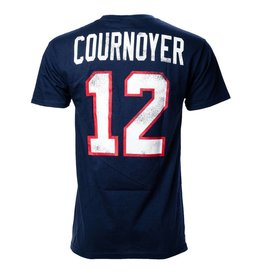 Old Time Hockey COURNOYER #12 PLAYER T-SHIRT