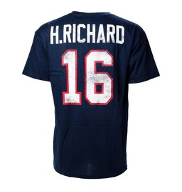 Old Time Hockey H. RICHARD #16 PLAYER T-SHIRT