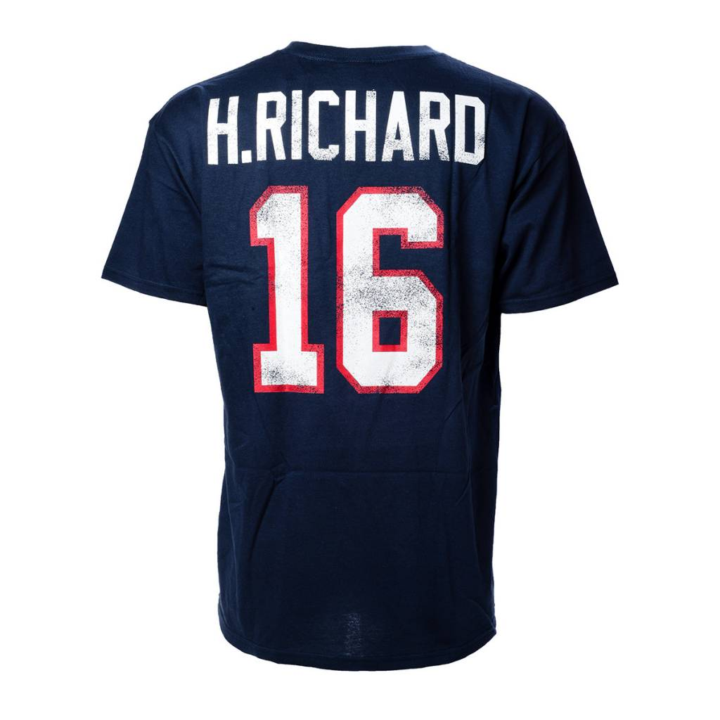 Old Time Hockey T-SHIRT H. RICHARD 16