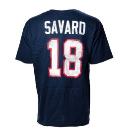 Old Time Hockey SAVARD #18 PLAYER T-SHIRT
