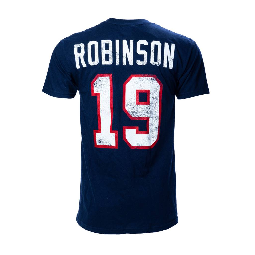 Old Time Hockey ROBINSON #19 PLAYER T-SHIRT