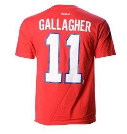 Reebok T-SHIRT JOUEUR #11 GALLAGHER