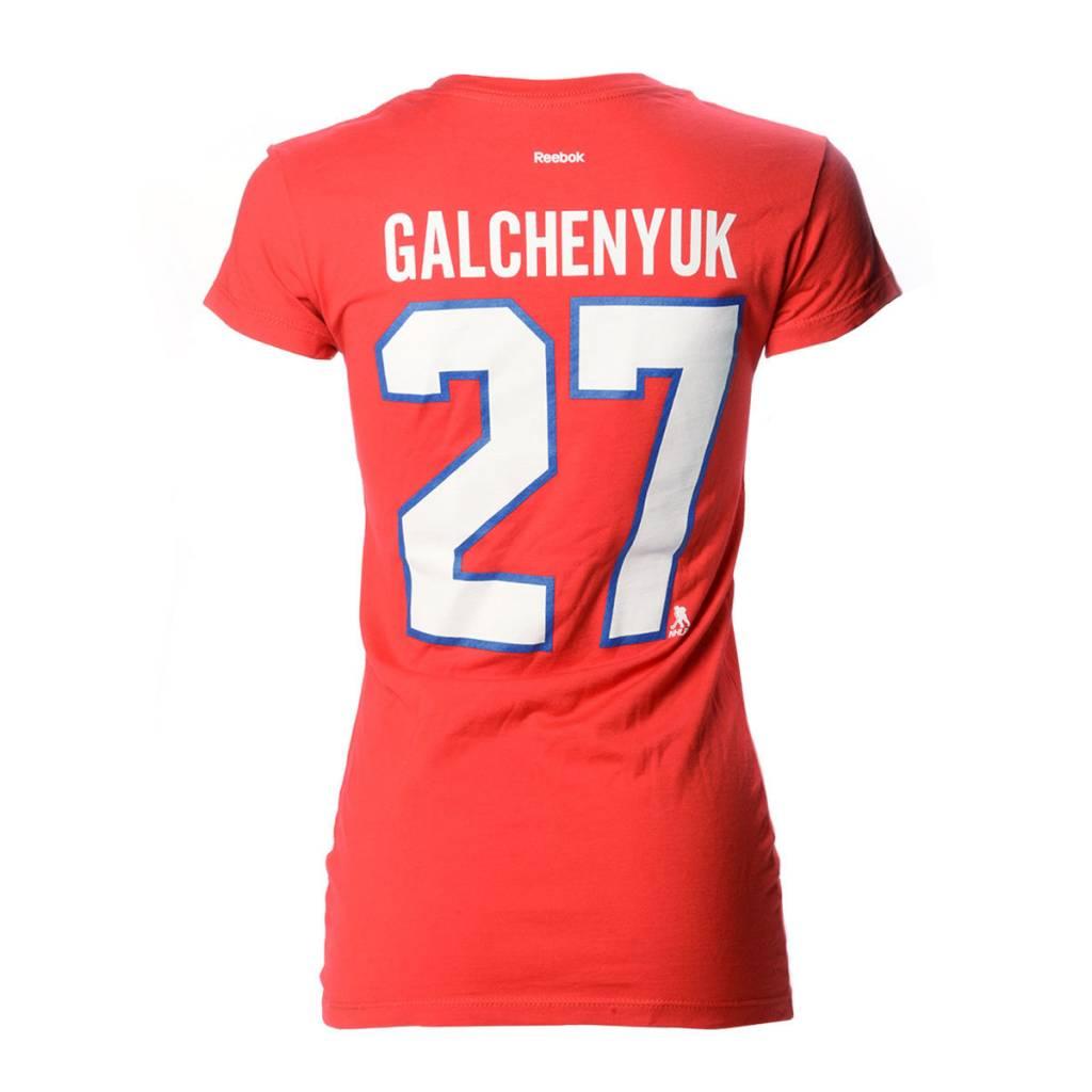 Reebok T-SHIRT GALCHENYUK 27 FEMME