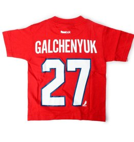 Reebok KID'S PLAYER T-SHIRT GALCHENYUK #27