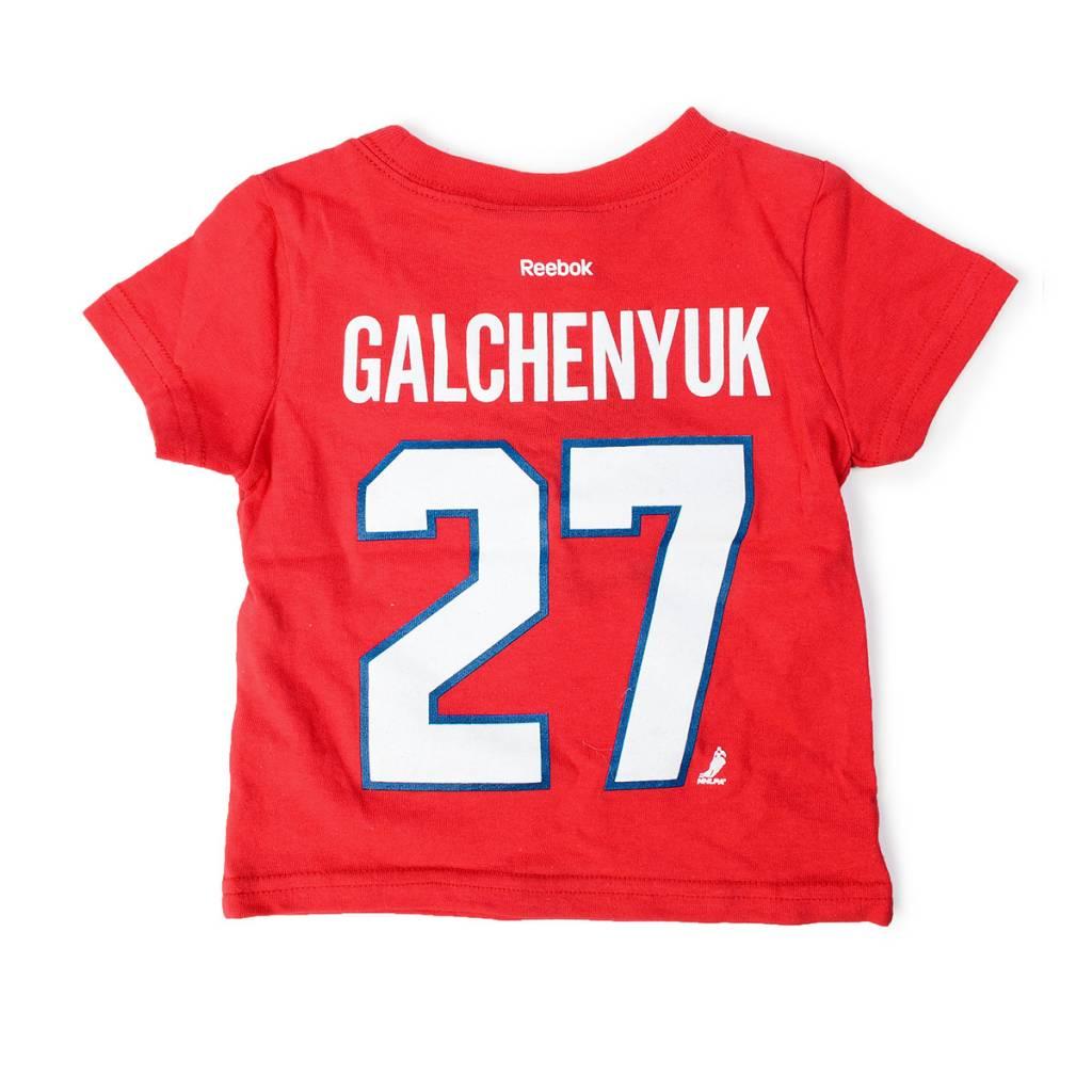 Reebok T-SHIRT JOUEUR #27 GALCHENYUK BÉBÉ