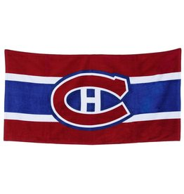 Club De Hockey CHC BEACH TOWEL