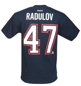 Reebok RADULOV #47 PLAYER T-SHIRT