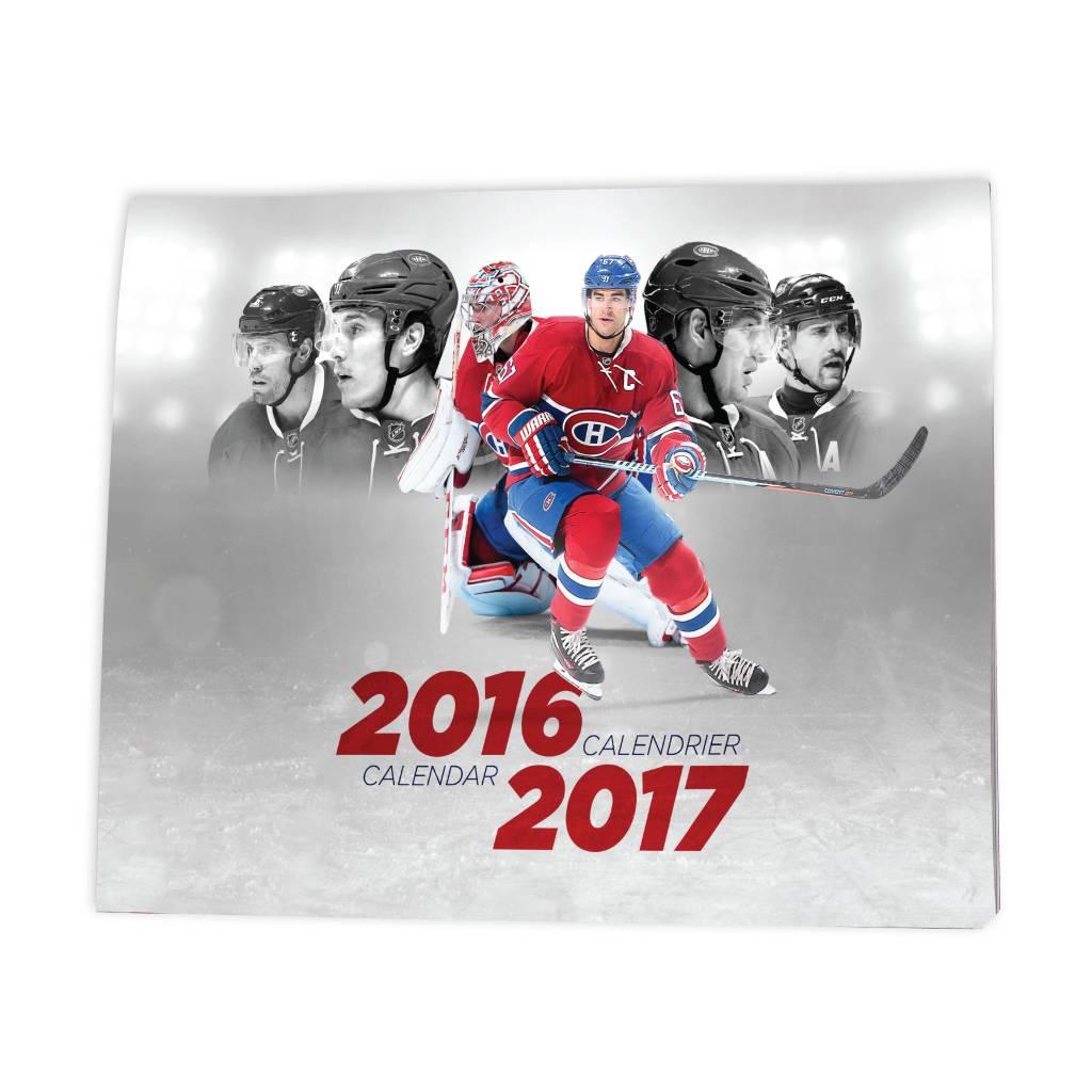 Club De Hockey CALENDRIER 2016-2017