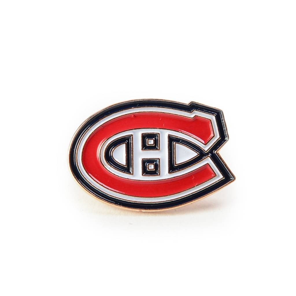 JF Sports CANADIENS PIN