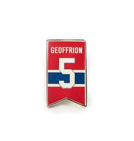 Executive Promotion EPINGLETTE 5 GEOFFRION