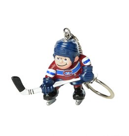 JF Sports CANADIENS PLAYER KEYCHAIN