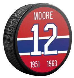 Sher-Wood #12 MOORE PUCK