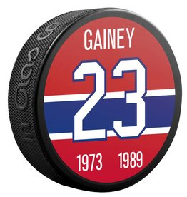 Sher-Wood #23 GAINEY PUCK