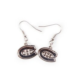 JF Sports BOUCLE D'OREILLE PLATINE