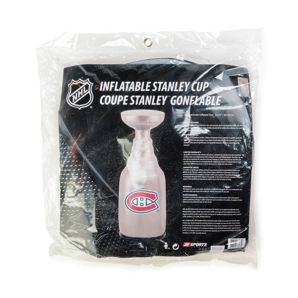 JF Sports INFLATABLE STANLEY CUP CH