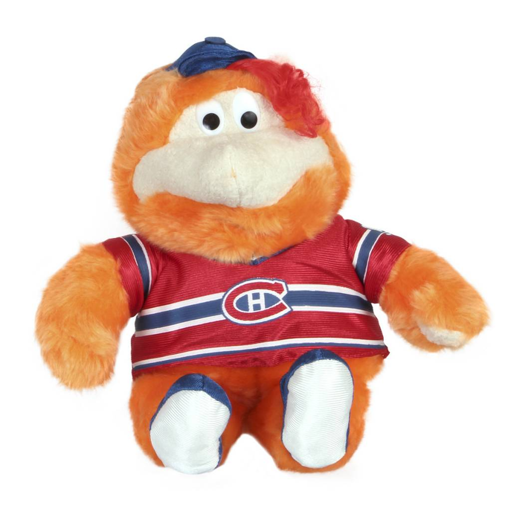 Club De Hockey YOUPPI! PLUSH