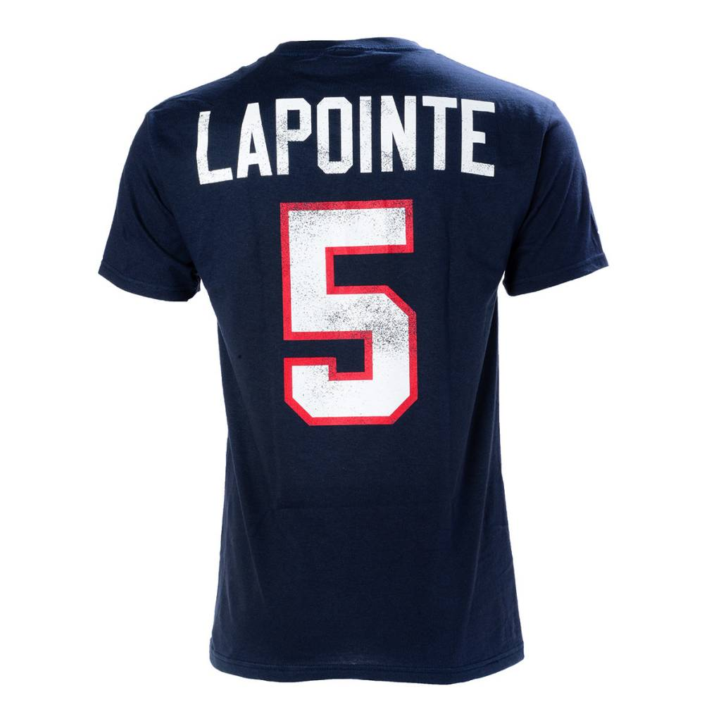 Old Time Hockey LAPOINTE #5 PLAYER T-SHIRT