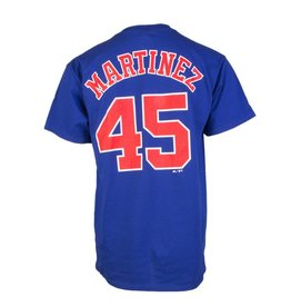 Majestic MARTINEZ #45 PLAYER T-SHIRT