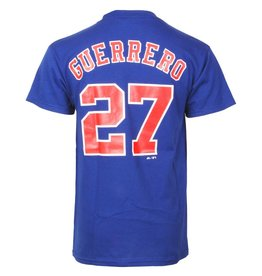 Majestic VLADIMIR GUERRERO #27 PLAYER T-SHIRT
