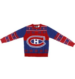 Reebok CANADIENS JUNIOR UGLY SWEATER