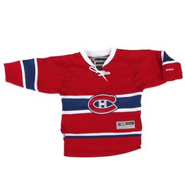 Reebok KIDS 2 to 4 years old MONTREAL CANADIENS REPLICA JERSEY