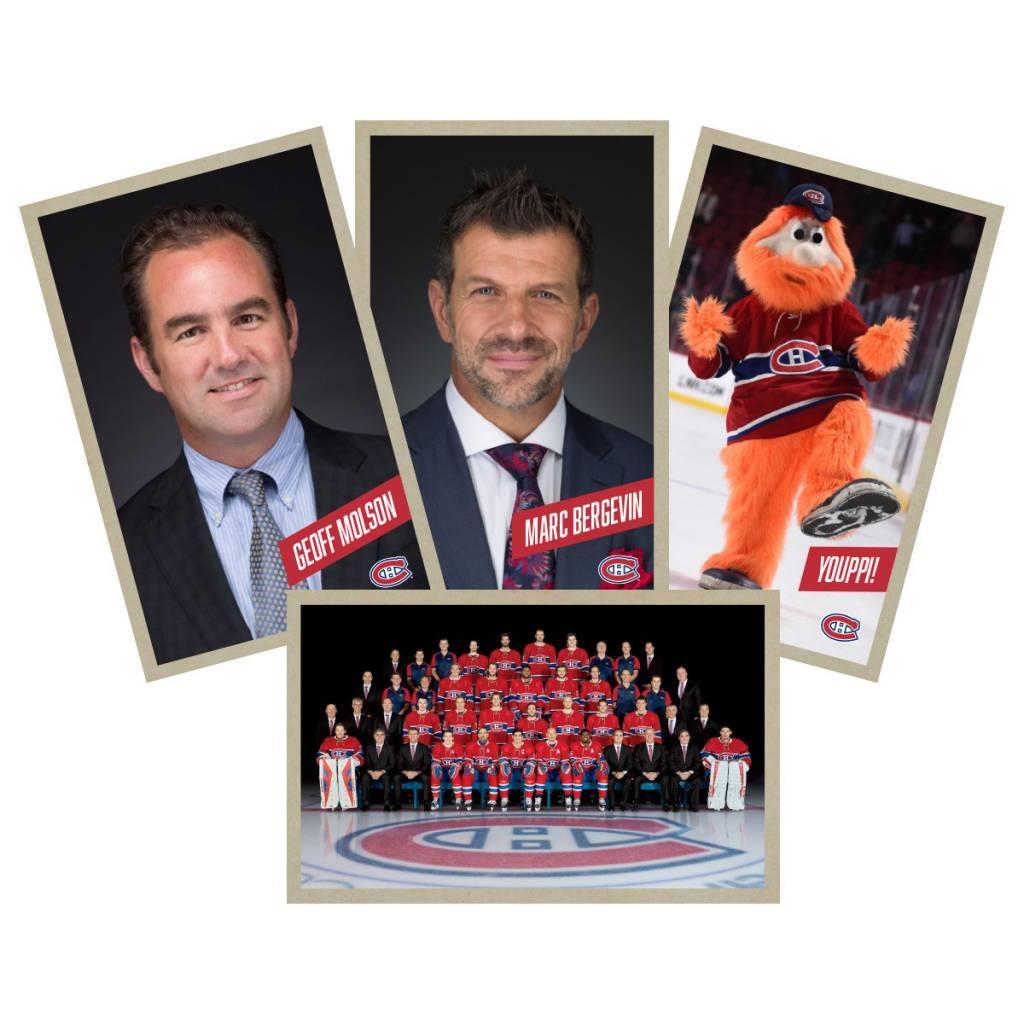 Club De Hockey TEAM SET 2015-16