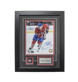 Classic Auctions 8X10 FRAME SIGNED BY BRENDAN GALLAGHER