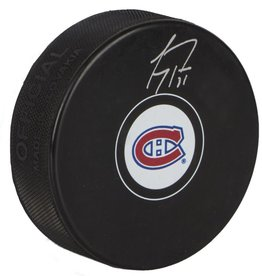 Frameworth SIGNED PUCK BY CAREY PRICE