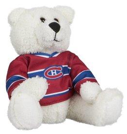 The Stuffed Animal House WHITE BEAR PLUSH