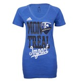 Adidas T-SHIRT FEMME MONTREAL 2016 IMPACT