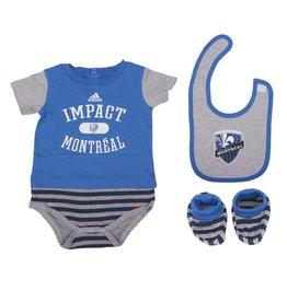 Adidas 3 PIECE IMPACT BABY PYJAMA