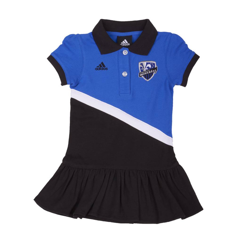 Adidas GIRLS' IMPACT POLO DRESS