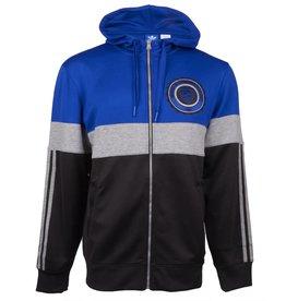 Adidas 2016 IMPACT BLUE GREY BLACK SWEATER