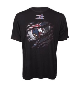 Levelwear T-SHIRT RIPPED ALOUETTES